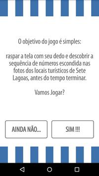 Descubra Sete Lagoas apk screenshot