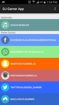 DJ Garner App poster