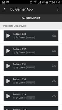 DJ Garner App screenshot 1