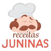 Receitas de Festa Junina em Português icon