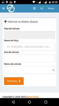 Busca Peça screenshot 3