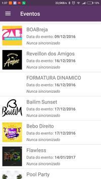 BaladAPP Check-In screenshot 1