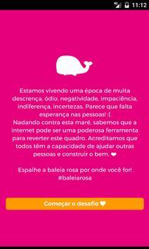 Baleia Rosa - App Oficial poster
