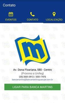 Banca Martins apk screenshot
