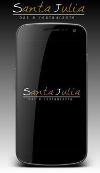 Bar Santa Julia poster