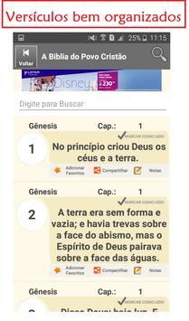 A Bíblia do Povo Cristão screenshot 2