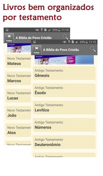 A Bíblia do Povo Cristão screenshot 4