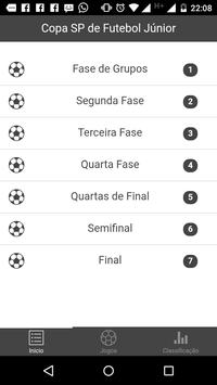 Copa SP de Futebol Junior 2016 apk screenshot