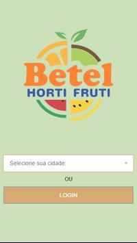 Horti Fruti Betel poster
