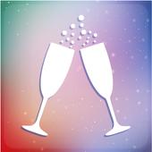 Mensagens de Ano Novo 图标