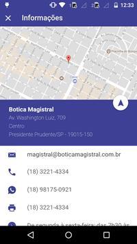 Botica Magistral Prudente apk screenshot