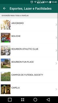 Bourbon Cataratas apk screenshot