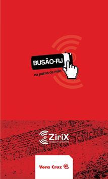 Busão RJ - Vera Cruz poster