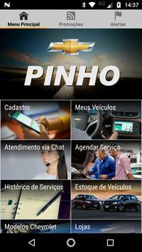 Pinho Chevrolet poster