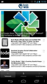 Tech News poster