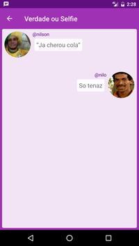 Verdade ou Selfie screenshot 6