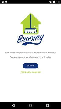 Broomy PRO poster