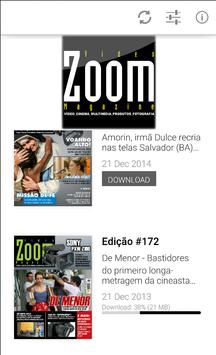 Revista Vídeo Zoom Magazine apk screenshot