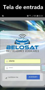 Belosat Rastreadores poster