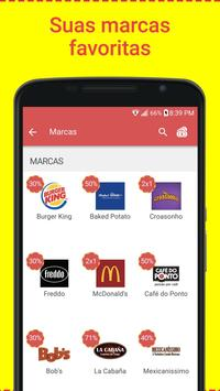 Cuponeria- Free Coupons Brazil apk screenshot
