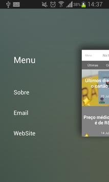 Curitiba Na Hora apk screenshot