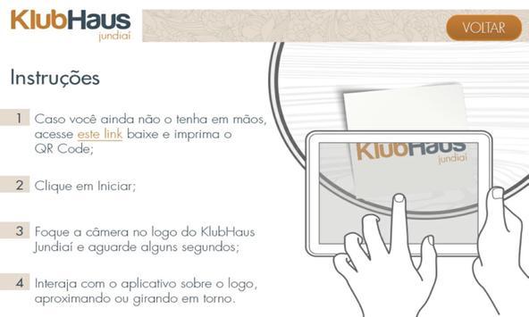Klubhaus Jundiai Interativo apk screenshot