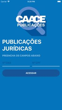 CAACE Publicações poster