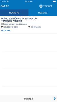 CAACE Publicações screenshot 1