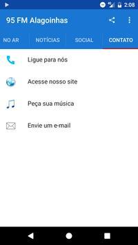 95 FM Alagoinhas screenshot 2
