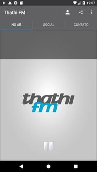 Thathi FM poster