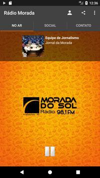 Rádio Morada poster
