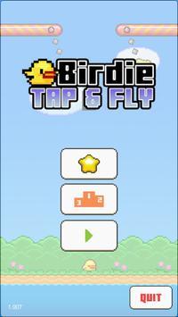 Birdie: TAP & FLY poster