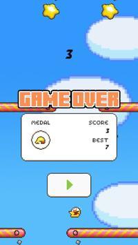 Birdie: TAP & FLY screenshot 1