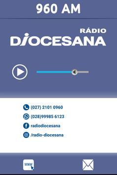 Rádio Diocesana poster