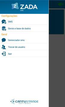 ZadaSMS screenshot 1