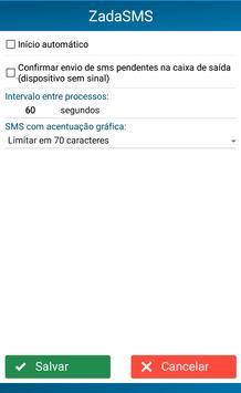 ZadaSMS screenshot 2