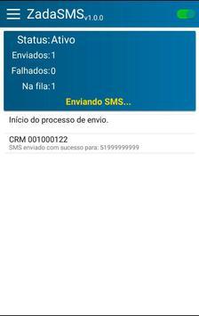 ZadaSMS screenshot 5