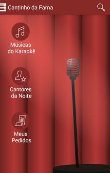 Cantinho da Fama poster