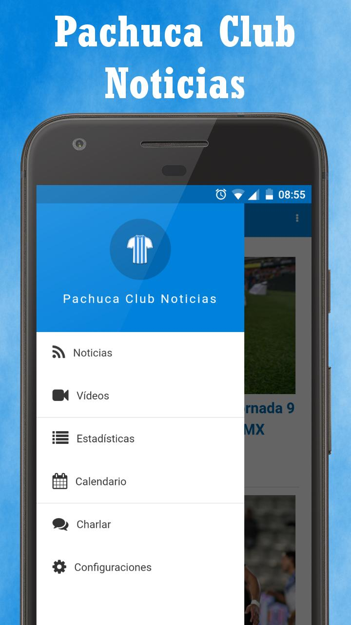 Pachuca Club News poster