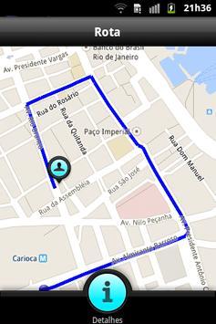 Capitania Radio Taxi - Taxista screenshot 4