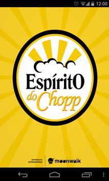 Espírito do Chopp poster