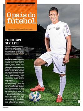 Revista Placar apk screenshot