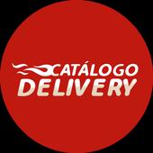 Catálogo Delivery icon
