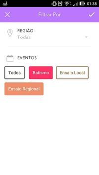 CCB Eventos apk screenshot