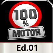 Revista 100% Motor Ed. 01 icon