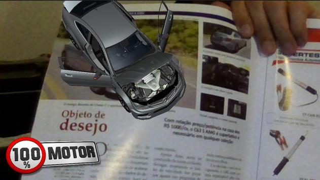 Revista 100% Motor Ed. 01 screenshot 2