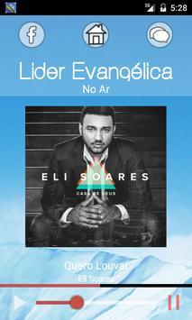 FM Lider Evangélica poster