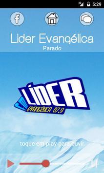 FM Lider Evangélica apk screenshot