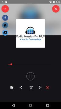 Rádio Messias FM 87,9 screenshot 1