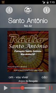 Rádio Santo Antônio poster